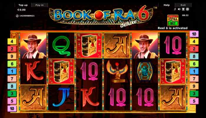 book of ra spiel tricks