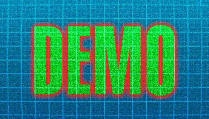 Spielautomaten in Demo-Modus