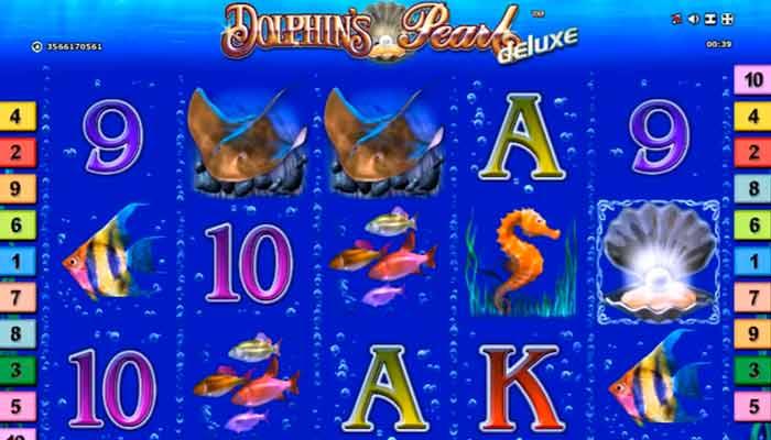 Novoline Dolphins Pearl Spielothek Spiel