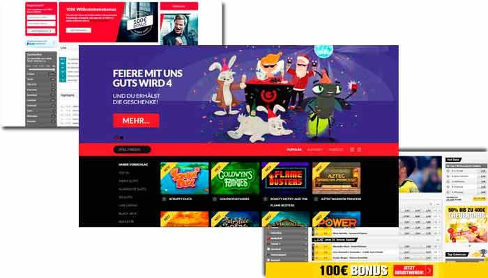 Online-Casino Spielautomaten Bonus auszahlen
